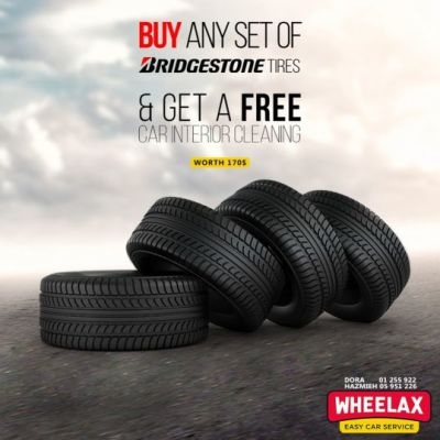 Tire Deal at Wheelax