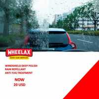 Wheelax Cleaning Service
