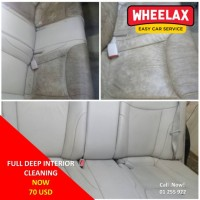 Sonax Interior Cleaning